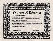 Certificate of Polymorph