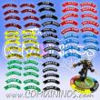 Puzzle Skill Rings - Assorted Colors