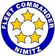 Fleet Commander Nimitz (1st Edition) Upgrade Kit