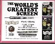 World's Greatest Screen, The - Pink (Landscape)