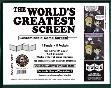 World's Greatest Screen, The - Green (Landscape)