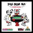 Dog's Night Out - Poker School