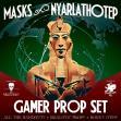 Masks of Nyarlathotep - Gamer Prop Set