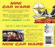 Mini Car Wars (2017 Edition)