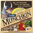 Munchkin Deluxe w/Unnatural Axe
