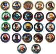 Torg Eternity - Storm Knights and Allies Tokens