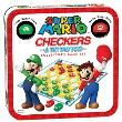 Checkers and Tic Tac Toe - Super Mario Collector's Game Set