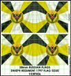 Flag Sheet - Dnieper Regiment 1797 Flag Issue