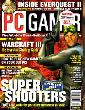 "Vol. 9, #9 ""Warcraft III - The Essential Strategy Guide, Neverwinter Nights, Super Shooters"""
