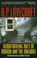 Best of H.P. Lovecraft, The - Bloodcurdling Tales of Horror and the Macabre
