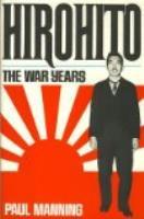 Hirohito - The War Years