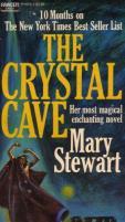 Arthurian Saga #1 - The Crystal Cave