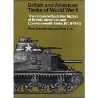 British & American Tanks of World War II