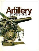 Artillery (Book Club Edition)