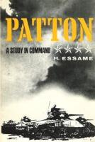 Patton - A Study in Command