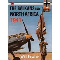 Balkans & North Africa, The - 1941
