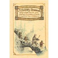 Hobbit's Journal, A - Being a Blank Book with Some Curious Illustrations of Friends & Foes of the Nine Companions