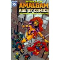 Return to the Amalgam Age of Comics - The Marvel Comics Collection