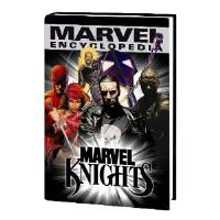 Marvel Encyclopedia Vol. 5 - Marvel Knights