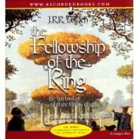 Fellowship of the Ring, The - Unabridged CD Audio Book