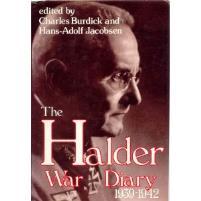 Halder War Diary, The - 1939-1942
