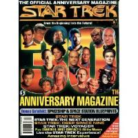 Star Trek - The Official Anniversary Magazine