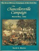 Chancellorsville Campaign, The