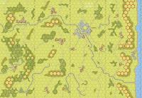 """Imaginative Strategist - ABCD 5/8"""" Panzer Leader Map"""