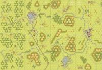 "Imaginative Strategist - EFGH 5/8"" Panzer Leader Map"