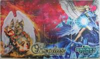 Playmat - Twin Cannon Angels