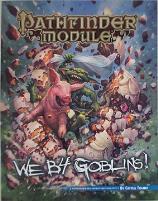 We Be Goblins #4 - We B4 Goblins! (Free RPG Day 2016)