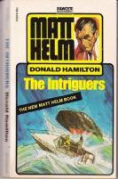 Matt Helm #14 - The Intriguers (1973 Printing)