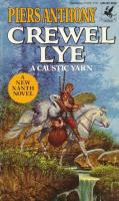 Xanth #8 - Crewel Lye, A Caustic Yarn (1984 Printing)