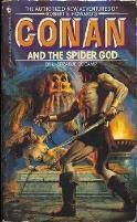 Conan and the Spider God (3rd printing)
