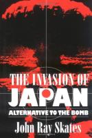 Invasion of Japan, The