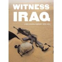 Witness Iraq - A War Journal, February-April 2003