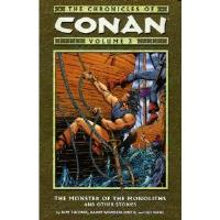 Chronicles of Conan, The Vol. 3 - The Monster of the Monoliths & Other Stories