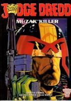 Judge Dredd - Muzak Killer