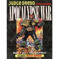 Judge Dredd - The Complete Apocalypse War, including Block Mania!