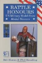 Battle Honors - US Military Model Show, Medal Winners