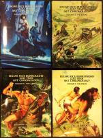 Edgar Rice Burroughs 100 Year Art Chronology Box Set