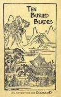 Godbound - Ten Buried Blades