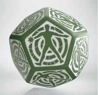D12 Green w/White