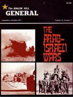 "Vol. 14, #3 ""The Arab-Israeli Wars, Russian Campaign, Stalingrad"""