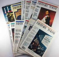 History Today Magazine Collection - 14 Issues!