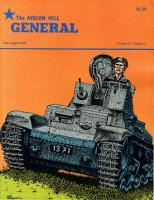 "Vol. 15, #2 ""Panzer Leader 1940"""