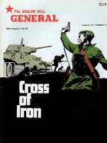 "Vol. 15, #6 ""Cross of Iron, Squad Leader"""