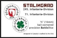 16mm Stalingrad Series - Valor of the Guards Dice Set (2)