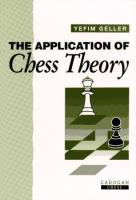 Application of Chess Theory, The
