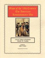 Maps of the 18th Century - The American Revolution
